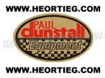 Paul Dunstall Equipment Transfer Decal D20082-5